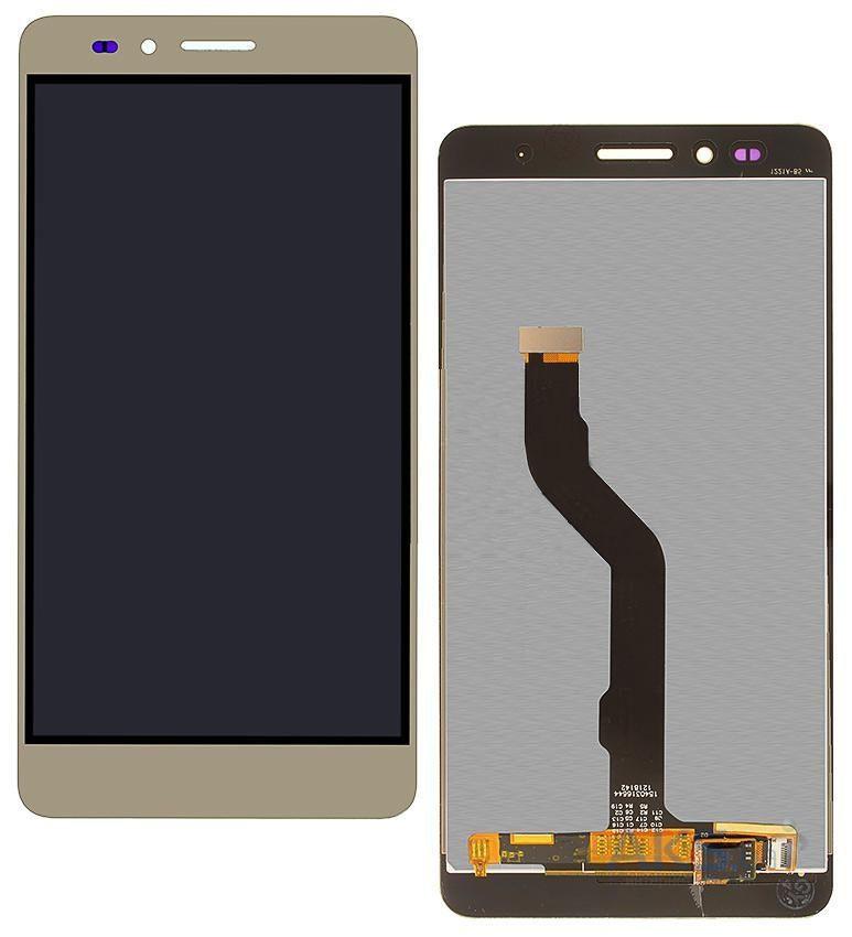 Дисплей Huawei GR5 (2016) Honor 5X KIW-L21 с тачскрином золотистый Оригинал