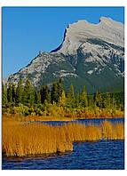 Фотокартина на холсте Горы Канада, 30*40 см