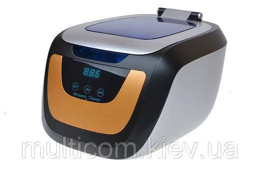 13-06-023. Цифровая ультразвуковая ванна 50W, объем 0,75л, корпус пластик, СЕ-5700А