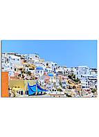 Фотокартина на холсте Греция, 30*50 см