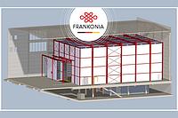 Новый испытательный центр Frankonia в Боросе