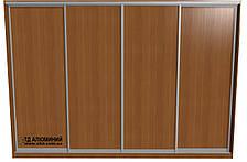 Шкаф купе | Дверь купе ДСП+ДСП, фото 3