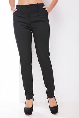 Класичні чорні штани жіночі