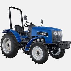 Трактор ДТЗ 5304НРХ (4х4, блок. дифференциал, колеса 6.00-16/11.20-24, 2 гидровыхода, ГУР., КПП 9+9)