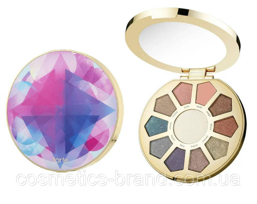 Палетка Tarte Cosmetics Make Believe in Yourself Eye & Cheek Palette (репліка)