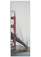 Фотокартина на холсте Золотые ворота, 33*95 см