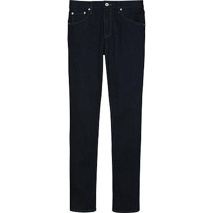 Джинсы Uniqlo Slim Fit USA NAVY, фото 2
