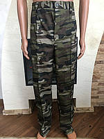 Камуфляжные брюки Дубок