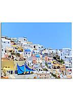 Фотокартина на холсте Греция, 40*50 см