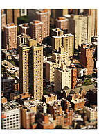 Фотокартина на холсте Урбанизм, 40*50 см