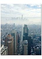 Фотокартина на холсте Туманный горизонт, 40*50 см
