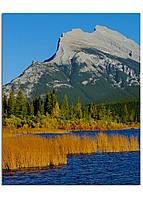 Фотокартина на холсте Горы Канада, 40*50 см