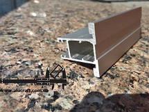 Раздвижная система | Межкомнатные перегородки | Дверь стекло лакобель, фото 3