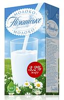 Молоко 3,2% ультрапастеризоване 1л от 60л