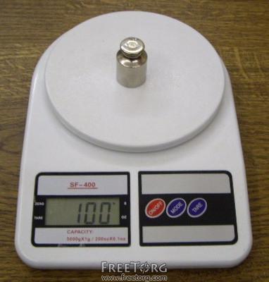 """Весы сверхточные """"Вiтек"""" на 10 кг."""