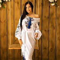 """Платье с орнаментом """"Судьба"""", фото 1"""