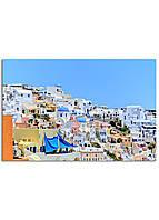 Фотокартина на холсте Греция, 40*60 см