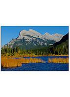 Фотокартина на холсте Горы Канада, 40*60 см