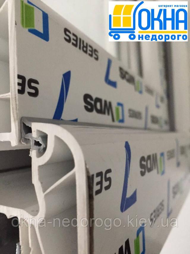 Энергосберегающие окна WDS 7 серии