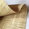 """Ткань натуральная  """"Мадагаскар""""  бежевая"""