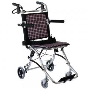 Инвалидная каталка транзитная складная