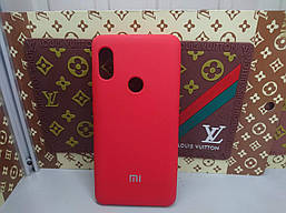 Чехол Silicone Cover для Xiaomi Mi A2