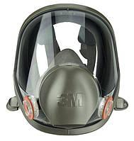 Панорамная маска 3М  6800 (средняя)