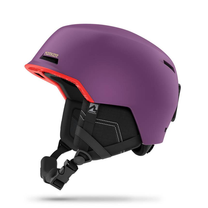 Шолом Marker Kent purple 51-56, фото 2