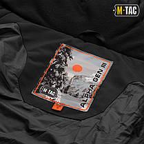 M-Tac куртка зимняя Alpha Gen.III Black, фото 2