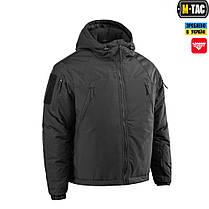 M-Tac куртка зимняя Alpha Gen.III Black, фото 3