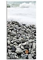 Фотокартина на холсте Морская пена, 50*100 см