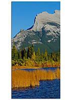 Фотокартина на холсте Горы Канада, 50*100 см