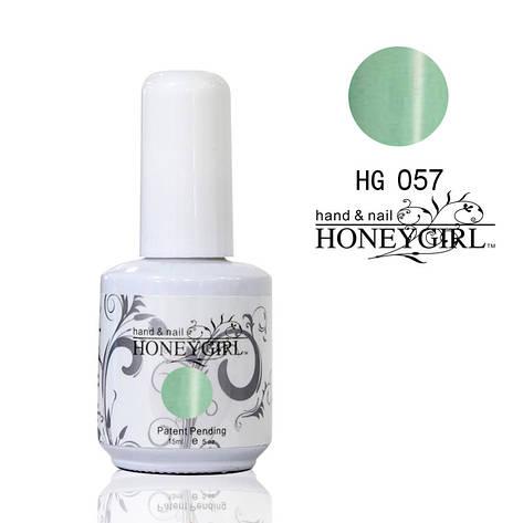 Гель лак HoneyGirl 057, фото 2