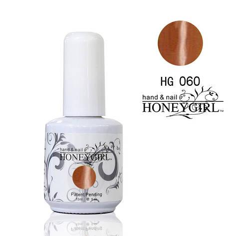Гель лак HoneyGirl 060, фото 2