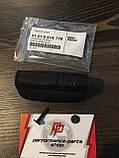 Кожаный футляр для ключа BMW Key Fob Protector, leather, Black, 51210414778, фото 2