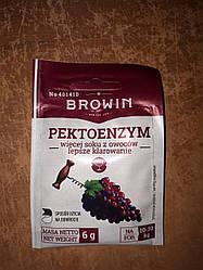 Сушеный пектоэнзим (энзим) для облегчения получения сока BIOWIN (Польша)