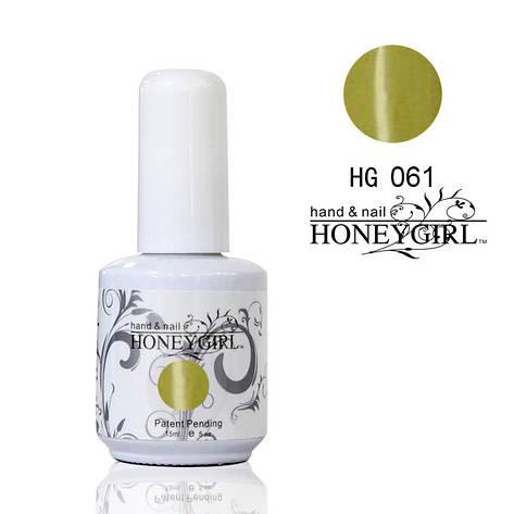 Гель лак HoneyGirl 061, фото 2