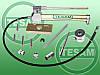 Гидравлический съемник форсунок Mercedes V6 CDI 3.0. TESAM S0001503