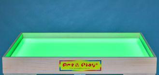 Планшет для песочной анимации 1000Х600 мм цветной Ясень