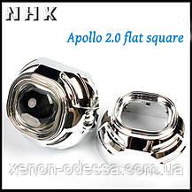 "Маска для ксеноновых линз 3.0"" : Z133-S FLAT null Shroud Z133 Square FLAT / Apollo Square 2.0 null, фото 2"