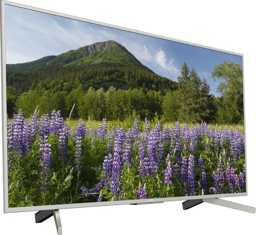 Телевизор Sony KD-49XF7077SR2 (MXR400Гц,UltraHD,Smart, HDR, HLG, 4K X-RealityPRO, Linux, Dolby Digital 20Вт)