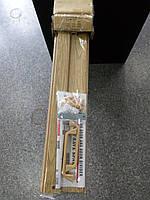 Дверь ширма межкомнатная гармошка 269 дуб светлый 820х2030х0,6мм, фото 1