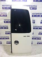 Дверь задняя правая с стеклом Volkswagen Caddy 04-09 Фольксваген Кадди Кадді