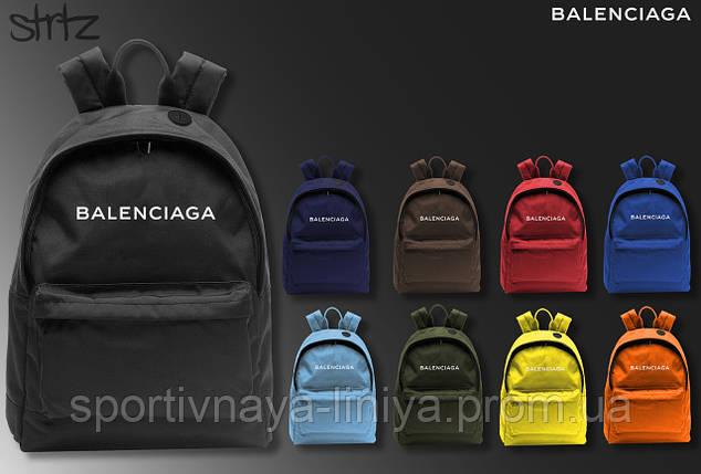 Рюкзак Balenciaga  унисекс реплика AAA+ 9 цветов, фото 2