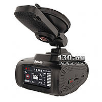 Автомобильный видеорегистратор Stealth MFU 650 с антирадаром, GPS и WiFi