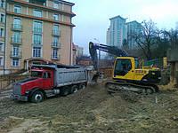 Комплексные услуги строительных спецмеханизмов
