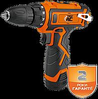 Шуруповерт аккумуляторный ТехАс ТА-01-162 (12 В) 2 батареи