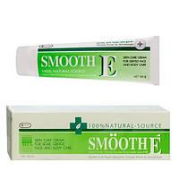 Универсальный нежный крем Smooth-E для ухода за кожей лица и тела 40 гр