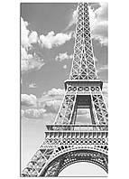 Фотокартина на холсте Эйфелевая башня, 60*120 см