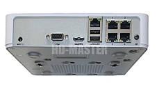 Комплект видеонаблюдения IP KIT46, фото 3